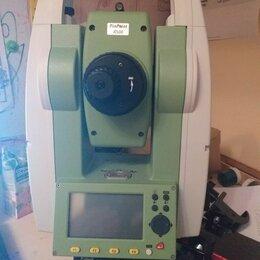 Измерительные инструменты и приборы - Тахеометр Leica ТС 02 plus, 0