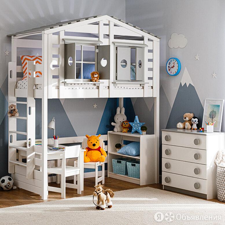 Детская кровать чердак по цене 32300₽ - Кроватки, фото 0