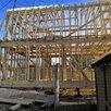 Строительство Каркасных домов и пристроек по цене 300000₽ - Готовые строения, фото 1