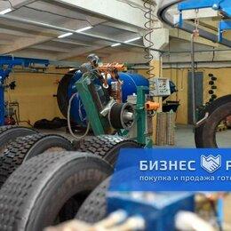 Производство - Производство по восстановлению грузовых шин в МО, 0