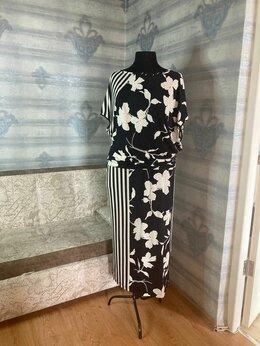 Костюмы - женский легкий костюм большого размера , 0