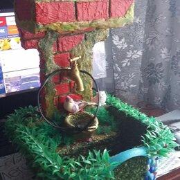 Декоративные фонтаны и панели - Водопад, 0