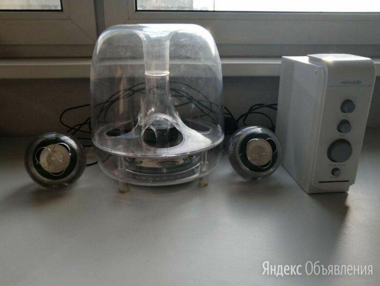 Компьютерные колонки Microlab по цене 890₽ - Компьютерная акустика, фото 0