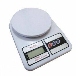 Кухонные весы - Весы кухонные электронные sf-400 без чаши 10 кг, 0