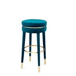 Мебель для учреждений - Барный стул высокий, 0