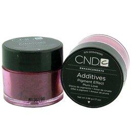 Маски и сыворотки - CND, Пигмент эффект Additives Plum Love 4,96 гр, 0