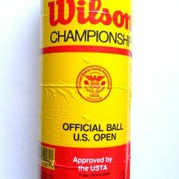 Аксессуары - Теннисные мячи Wilson Произведено в США, 0