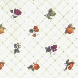 Самоклеящаяся пленка - 45-8477 пленка самоклеящаяся HONGDA Color Deсor 0,45*8м фрукты, 0