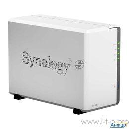 Серверы - СХД настольное исполнение 2bay No Hdd Usb3 Ds220j Synology, 0
