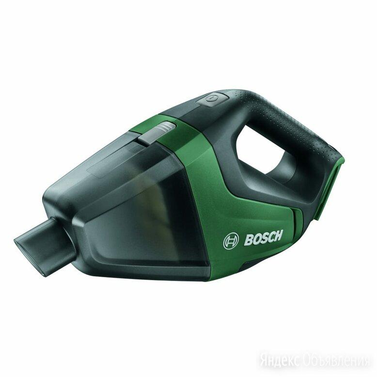 Аккумуляторный ручной пылесос Bosch UniversalVac 18 по цене 4869₽ - Вертикальные пылесосы, фото 0