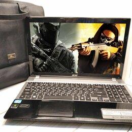 Ноутбуки - Игровой Асер для CS:GO 750гб + Доставка + Гарантия, 0
