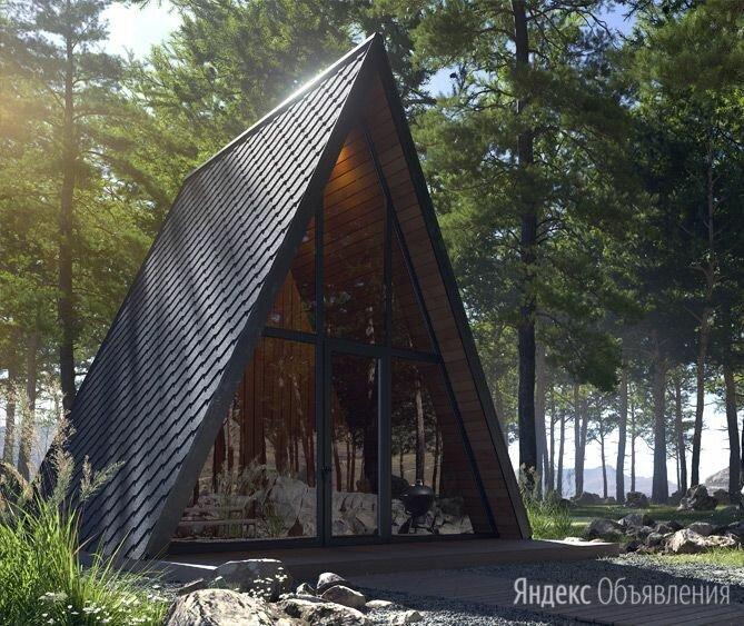 """Дачный домик """"Hut House 16"""" по цене 695000₽ - Готовые строения, фото 0"""