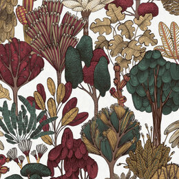 Обои - Обои AS Creation Floral Impression 37757-7 .53x10.05, 0