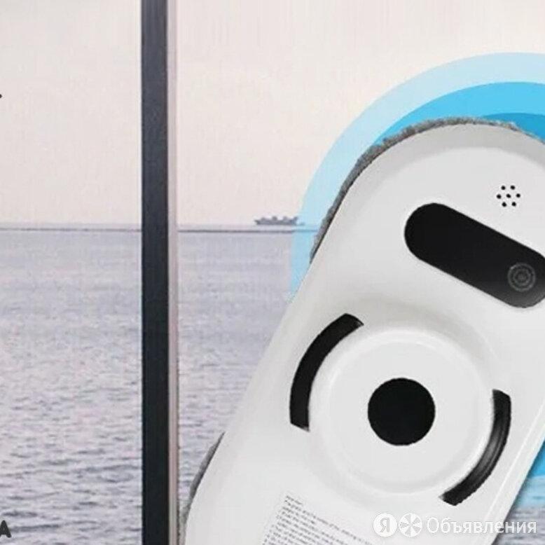Электрический робот для чистки окон  по цене 6000₽ - Стеклоочистители, фото 0
