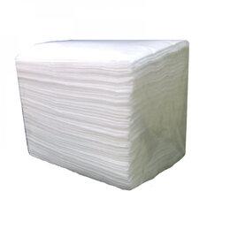 Бумажные салфетки, носовые платки - Бумажные однослойные салфетки Luscan Professional 601120, 0