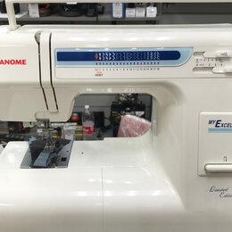 Швейные машины - Швейная машина Janome My Excel 1221, 0
