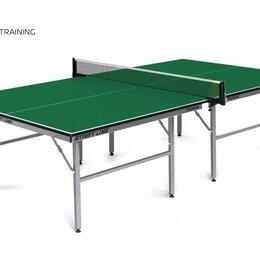 Столы - Теннисный стол Training green, 0