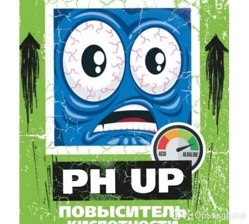 Повышение уровня pH для растений PH Up 1л по цене 600₽ - Прочая техника, фото 0