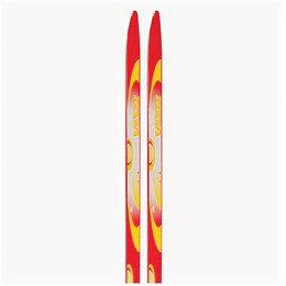 Беговые лыжи - Лыжи детские VISU 130см. step, 0