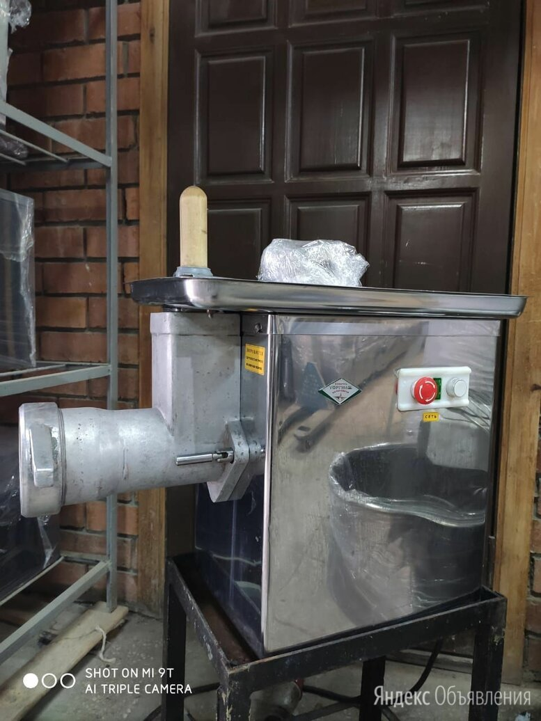 Мясорубка электрическая мим-600 по цене не указана - Прочее оборудование, фото 0