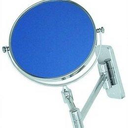Зеркала - Аквалиния Зеркало косметическое настенное выдвигающееся Аквалиния CS-206, 0