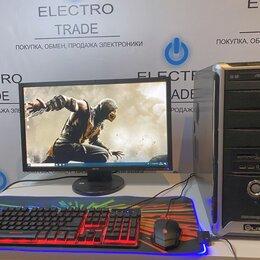 Настольные компьютеры - Игровой компьютер i5 2310/GT 1030, 0