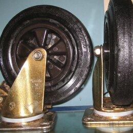 Аксессуары и комплектующие - Колёса  для тележки (модель SCDB), 0