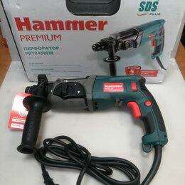 Перфораторы - Перфоратор Hammer PRT 2450HR PREMIUM, 0