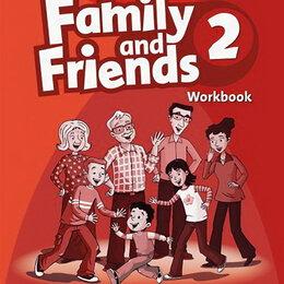 Обучающие плакаты - Family and Friends 2 Workbook, 0