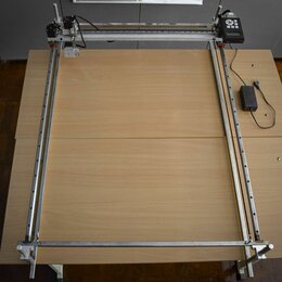 Производственно-техническое оборудование - Гравировальный станок по камню (ГСУ 6090), 0