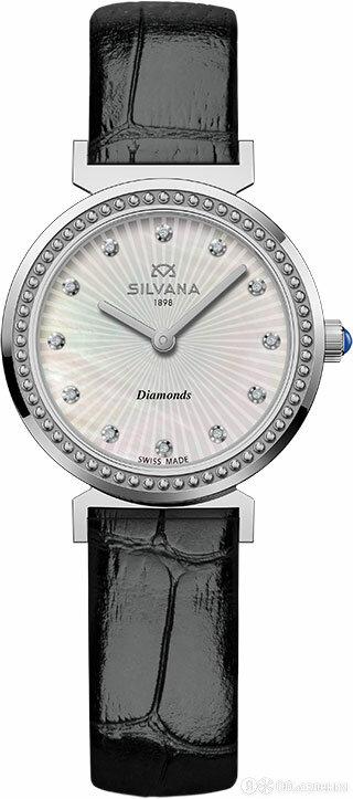 Наручные часы Silvana SR30QSP45CN по цене 43600₽ - Наручные часы, фото 0