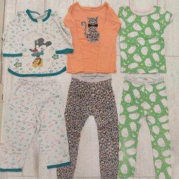 Домашняя одежда - Пижамки, маечки, халатики 120-135 см, 0