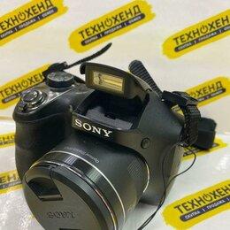 Фотоаппараты - Фотоаппарат Sony Cyber-shot DSC-H300 (кa-61725), 0
