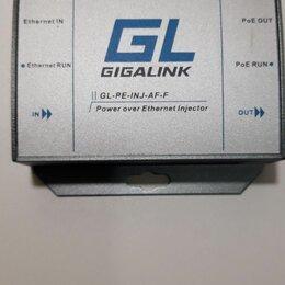 Прочее сетевое оборудование - Ethernet POE gigalink, 0