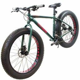 Велосипеды - горный велосипед фэтбайк, 0