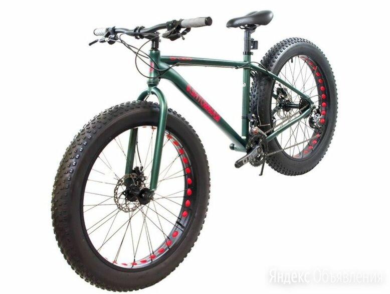 горный велосипед фэтбайк по цене 19990₽ - Велосипеды, фото 0