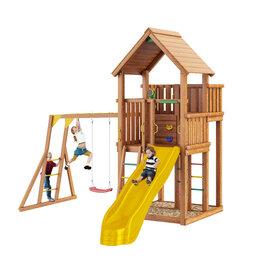 Когтеточки и комплексы  - Игровой комплекс Jungle Gym Кудеби, 0