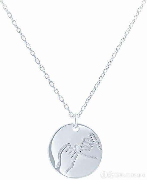 Колье Silver Wings 051NE57618A-119_45 по цене 910₽ - Колье и бусы, фото 0