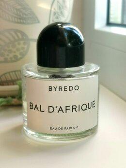 Парфюмерия - Byredo Bal d'Afrique оригинал 20ил/50, 0