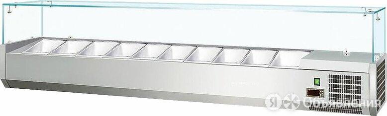 Koreco Витрина холодильная Koreco VRX 2000-330 (335I) по цене 46080₽ - Холодильные витрины, фото 0