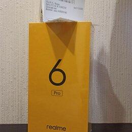 Мобильные телефоны - Realme 6 pro 8/128gb, 0