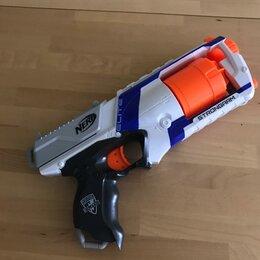 Игрушечное оружие и бластеры - Пистолет нерф стронгарм комплект 2 шт., 0