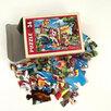 ПАЗЛЫ 24 ДЕТАЛИ МИКС по цене 45₽ - Игры для приставок и ПК, фото 1