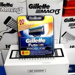 Бритвы и лезвия - Бритвы и кассеты Gillette (Пр-во Германия), 0