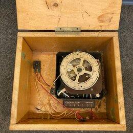 Электрические щиты и комплектующие - Реле времени в ящике, работает-тикает., 0
