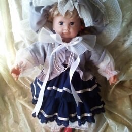 Куклы и пупсы - Интерактивная кукла Ксюша 60 см joy toy, 0