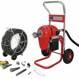 Инструменты для прочистки труб - Электромеханическая прочистная машина Powerfrase 300, 0