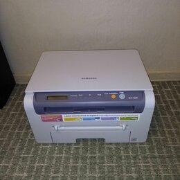 Принтеры, сканеры и МФУ - МФУ лазерное Samsung SCX-4200 б-у мало., 0