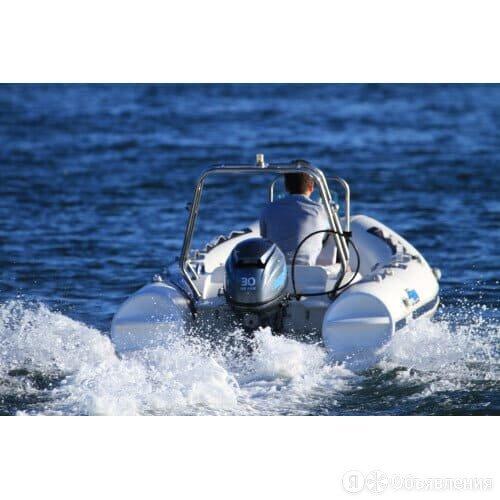 Лодка РИБ Stormline Luxe 420 по цене 331900₽ - Надувные, разборные и гребные суда, фото 0