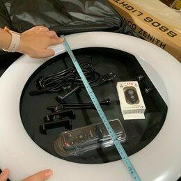 Осветительное оборудование - Кольцевая лампа RL-21 54см Опт и розница , 0